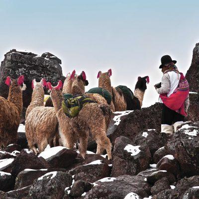 viajar a Perú