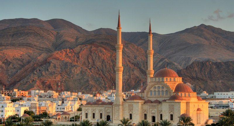 Mezquita de Omán, uno de los viajes a medida de Bhárad