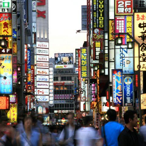 La luna de miel en Japón es el destino de moda para las parejas