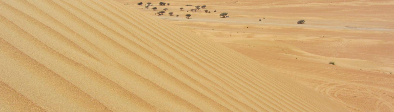 Dunas de Omán, un viaje exclusivo de Bhárad