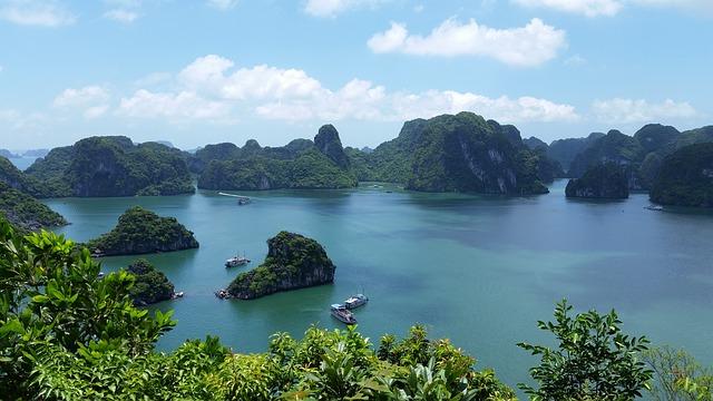 Viajar a Vietnam - Ha Long Bay
