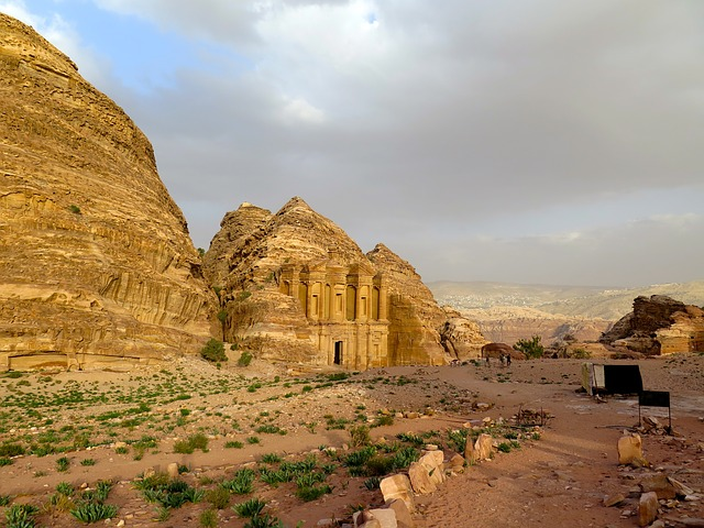 Viajar a Jordania