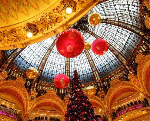viaje Navidad París