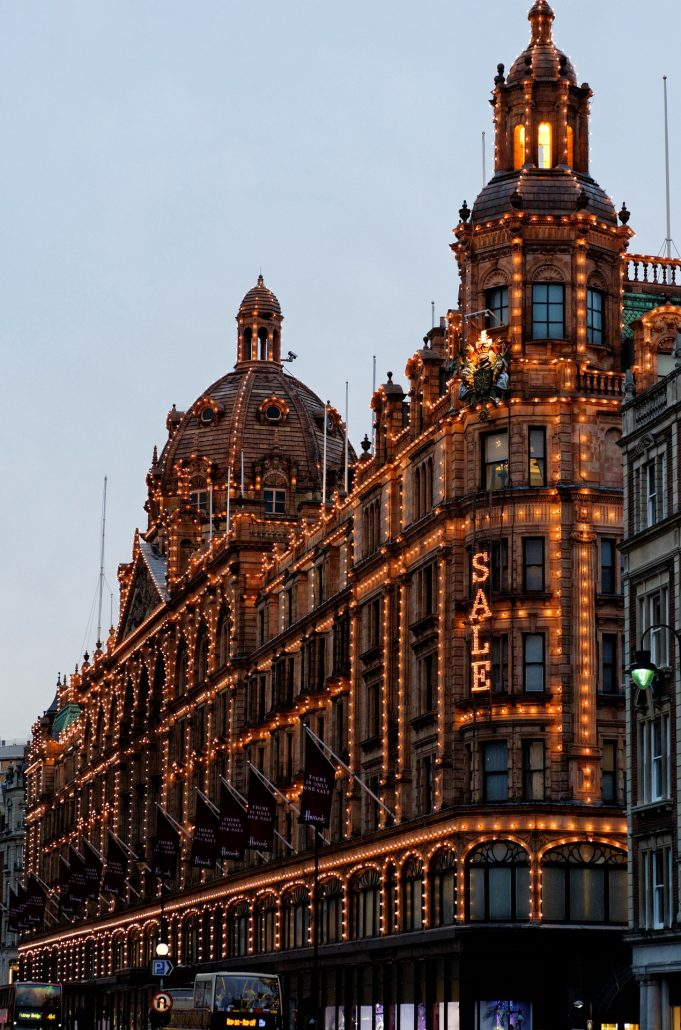 viajar en Navidad a Londres