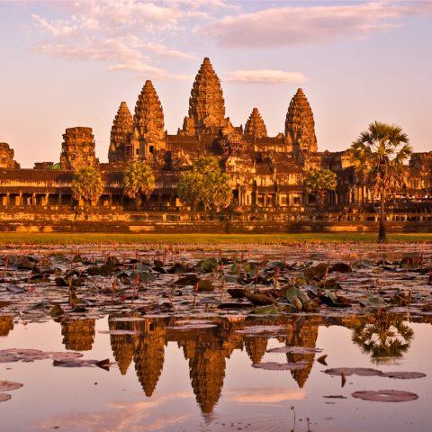 luna de miel a camboya