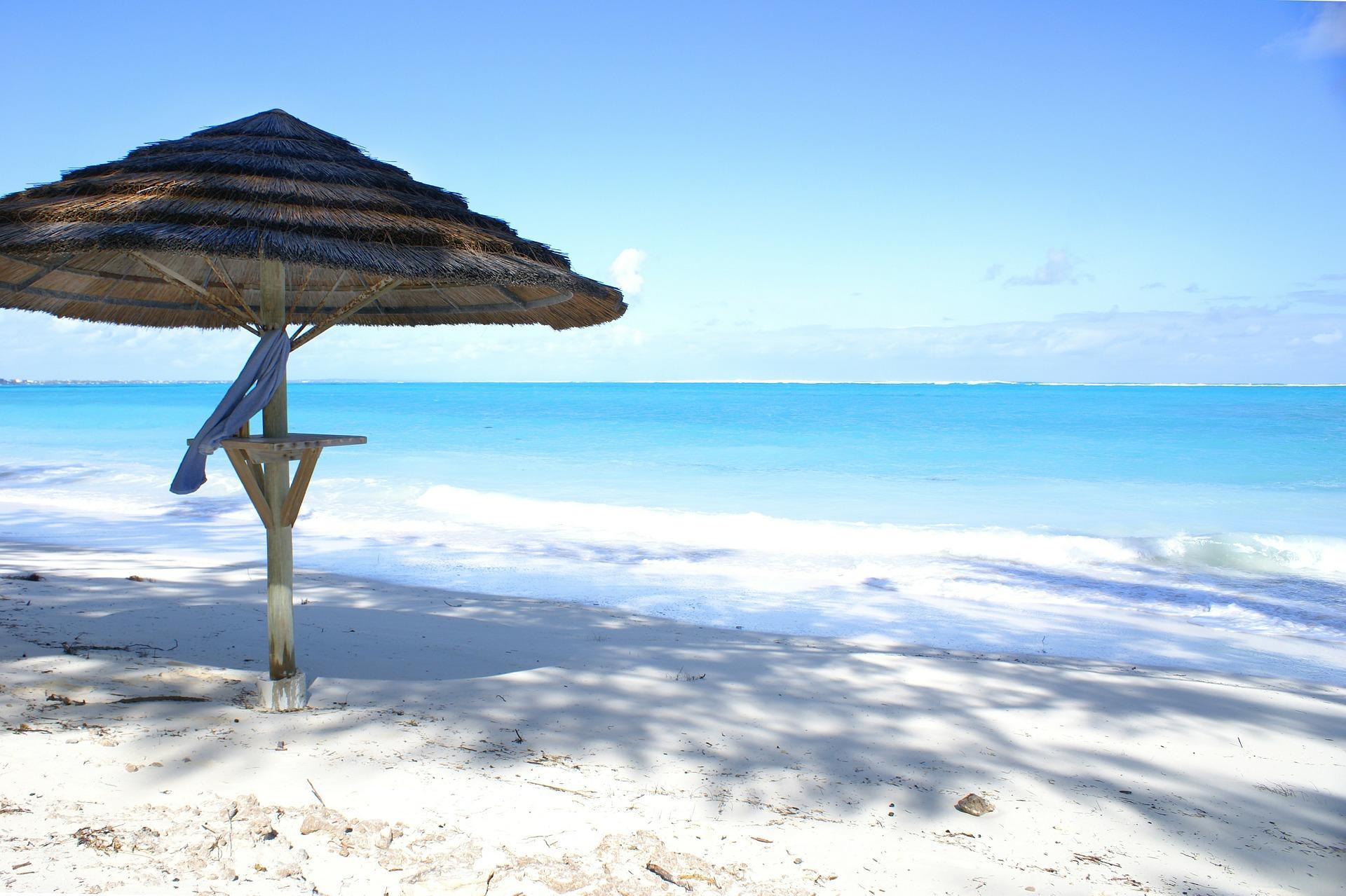 luna de miel en el Caribe