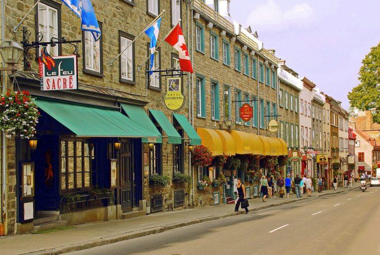 Requisitos para viajar a Canada desde España-Quebec
