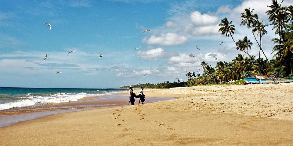 Viajes personalizados para novios - playas
