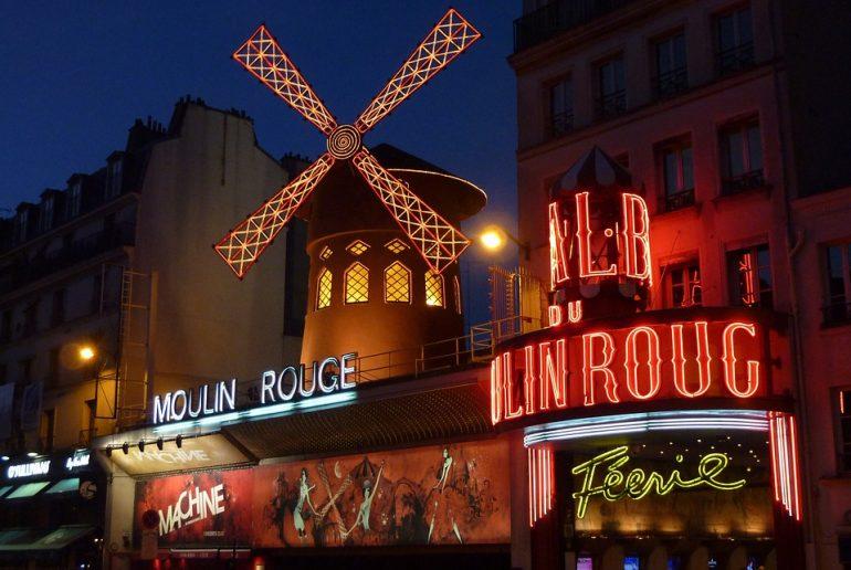 Peliculas en Paris