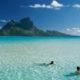Luna de miel en la Polinesia Francesa