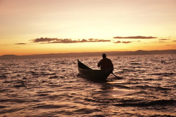 Viaje de novios a Kenia. Lago Victoria